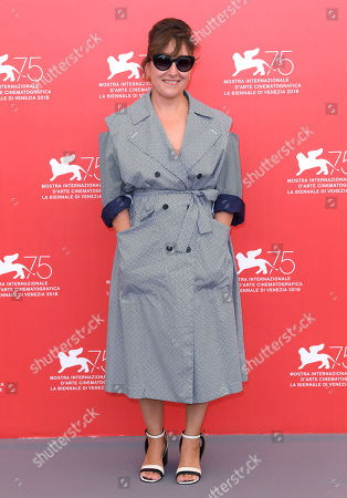 Editorial image of 'First Man' premiere and Opening Ceremony, Arrivals, 75th Venice International Film Festival, Italy - 29 Aug 2018