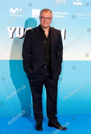 Editorial image of Premier of movie 'Yucatan', Madrid, Spain - 29 Aug 2018