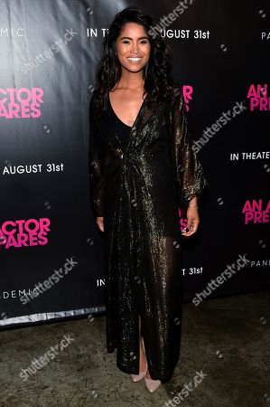 Editorial photo of 'An Actor Prepares' film premiere, Arrivals, New York, USA - 29 Aug 2018
