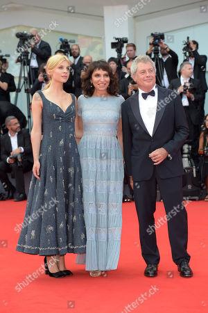 Alessandro Baricco, Clemence Poesy, Susanne Bier