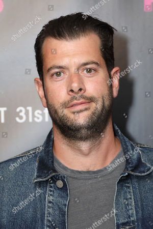 Stock Photo of Tom Butterfield