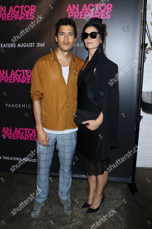 Editorial image of 'An Actor Prepares' film premiere, Arrivals, New York, USA - 29 Aug 2018