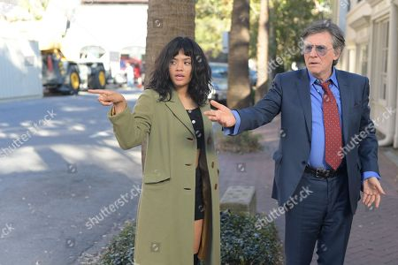 Kiersey Clemons as Velocity, Gabriel Byrne as Ted Gold