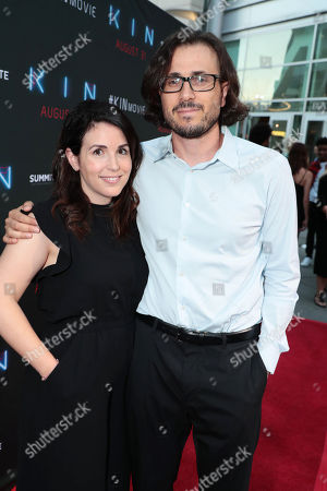 Traci Bank Cohen and Producer Dan Cohen