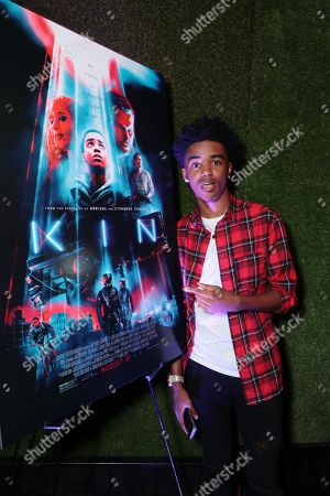 Editorial image of Summit Entertainment, A Lionsgate Company, 'Kin' special film screening, Los Angeles, USA - 29 Aug 2018