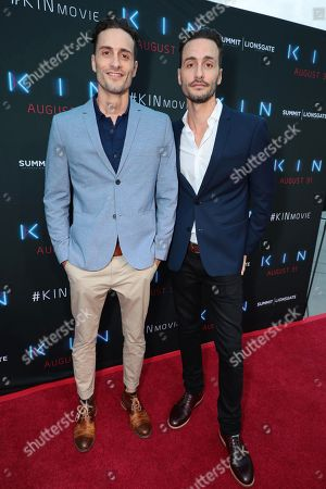 Director Jonathan Baker and Director Josh Baker
