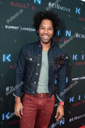Editorial photo of Summit Entertainment, A Lionsgate Company, 'Kin' special film screening, Los Angeles, USA - 29 Aug 2018