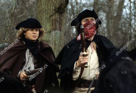 'Dick Turpin' - 'The Godmother' - Richard O'Sullivan as Dick Turpin and Michael Deeks as Swiftnick.