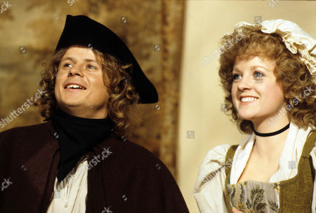 'Dick Turpin' - 'The Godmother'  - Michael Deeks as Swiftnick and Wendy Morgan as Tabitha.
