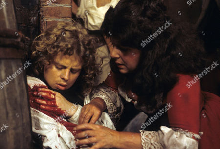 'Dick Turpin' - 'Sentence of Death' - Michael Deeks as Swiftnick and Annabelle Lee as Poll Maggot.