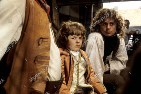 'Dick Turpin' - 'Sentence of Death' - Aaron Burchall as the boy and Michael Deeks as Swiftnick.