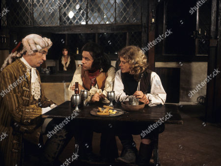 'Dick Turpin'  - 'The Thief Taker' - James Villiers as Lord Fordingham, Richard O'Sullivan as Dick Turpin and Michael Deeks as Swiftnick.