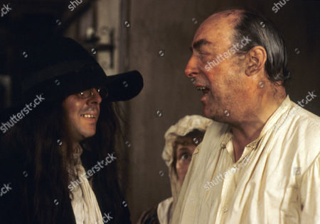 'Dick Turpin' - 'Elixir of Life' - Richard O'Sullivan as Dick Turpin and John Junkin as Dr. Mandragola.