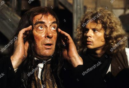 'Dick Turpin' - 'Elixir of Life' - John Junkin as Dr. Mandragola and Michael Deeks as Swiftnick.