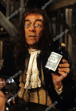 'Dick Turpin' - 'Elixir of Life' - John Junkin as Dr. Mandragola