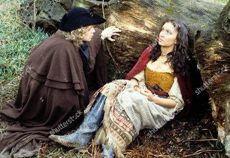 'Dick Turpin' - 'The Secret Folk' - Kay Adshead as Julsca and Michael Deeks as Swiftnick.