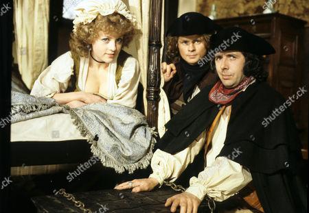 'Dick Turpin' - 'The Godmother' -  Wendy Morgan as Tabitha, Richard O'Sullivan as Dick Turpin and Michael Deeks as Swiftnick.