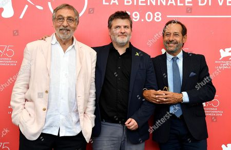 Editorial photo of 75th Venice International Film Festival, Italy - 30 Aug 2018