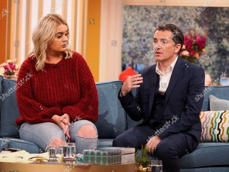 Editorial image of 'This Morning' TV show, London, UK - 30 Aug 2018