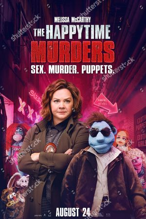 Editorial photo of 'The Happytime Murders'  - 2018
