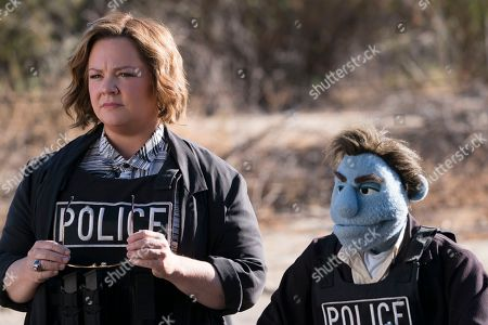 Melissa McCarthy as Detective Connie Edwards, Phil Philips (Bill Barretta)