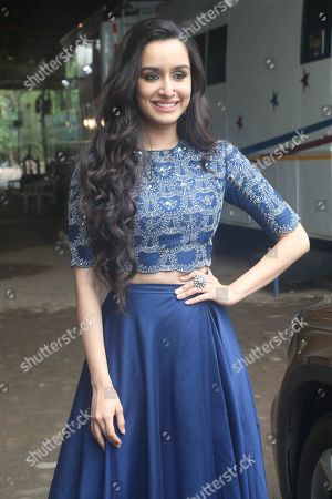 Shraddha Kapoor spotted at Filmcity