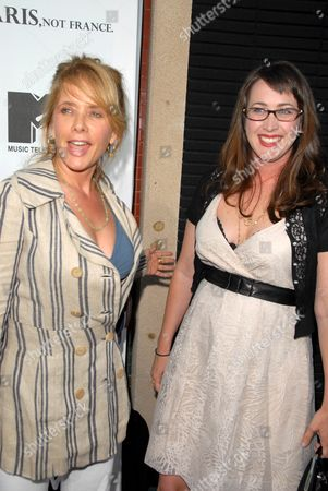 Editorial image of 'Paris Not France' Special Screening, Westwood, Los Angeles, California - 22 Jul 2009