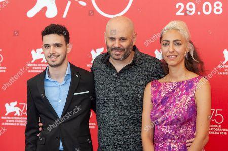 Bar Gottfried, Yaron Shani and Laliv Silvan