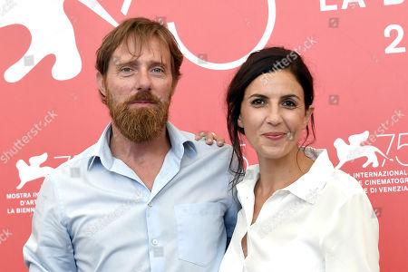 Francesca Mannocchi and Alessio Romenzi