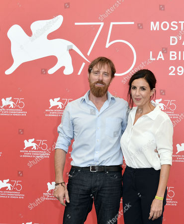 Editorial image of 'The Lost Souls of Mosul' photocall, 75th Venice International Film Festival, Italy - 30 Aug 2018