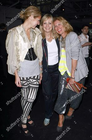 Heidi Middleton, Twiggy, Sarah-Jane Clarke
