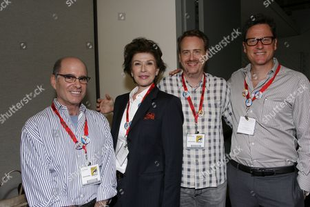 Clyde Phillips, Sara Colleton, Bob Greenblatt, John Goldwyn