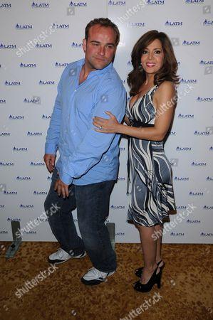 David DeLuise and Maria Canals-Barrera