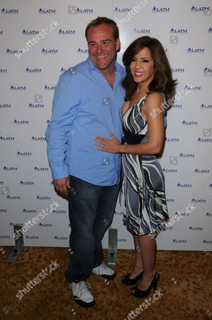 Maria Canais-Barrera and David DeLuise
