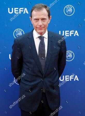 Emilio Butragueno, Director of Institutional Relations of Real Madrid,