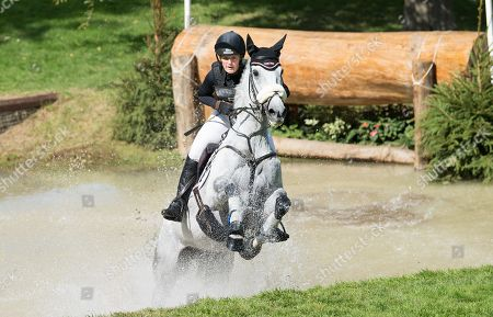 Editorial image of Land Rover Burghley Horse Trials, Stamford, Lincolnshire, UK - 01 Sep 2018
