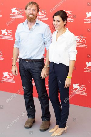 Editorial picture of 'The Lost Souls of Mosul' photocall, 75th Venice International Film Festival, Italy - 30 Aug 2018