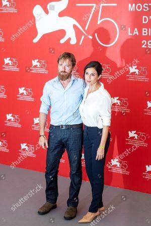 Alessio Romenzi and Francesca Mannocchi