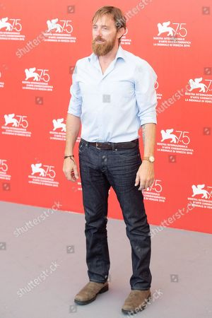 Editorial photo of 'The Lost Souls of Mosul' photocall, 75th Venice International Film Festival, Italy - 30 Aug 2018