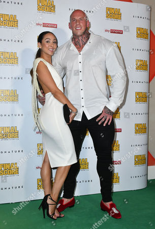 Sacha Stacey, Martyn Ford