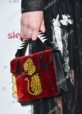 Stock Photo of Lara Peake, bag detail