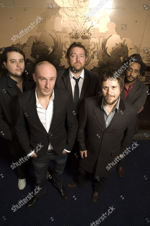 Editorial image of Elbow at Portsmouth Guildhall, Portsmouth, Britain -  - 07 Oct 2008