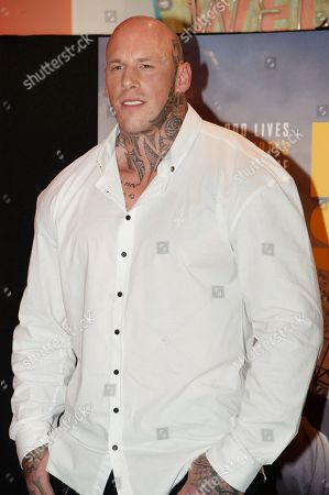 Stock Image of Martyn Ford