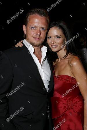 Edward Chapman and Georgina Chapman