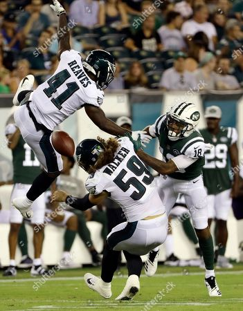 4be7bfa4b5a New York Jets' ArDarius Stewart (18) cannot catch a pass as Philadelphia  Eagles