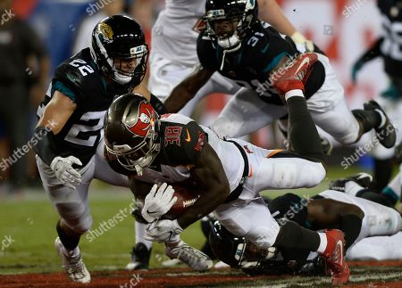 Editorial picture of Jaguars Buccaneers Football, Tampa, USA - 30 Aug 2018