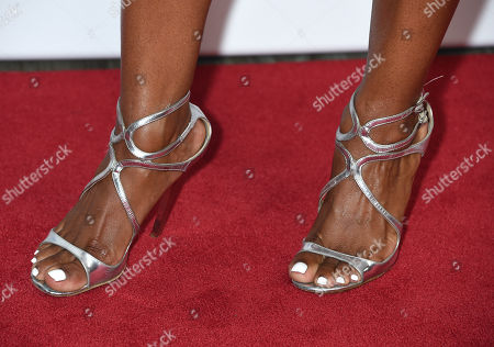 Keshia Knight Pulliam, shoe detail