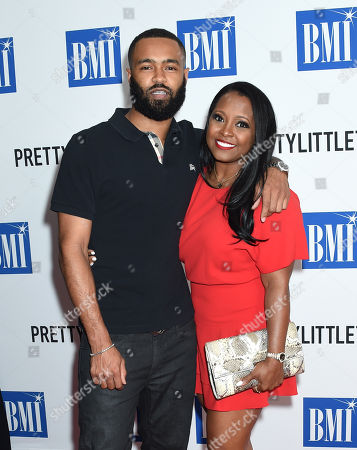 James Pulliam II and Keshia Knight Pulliam