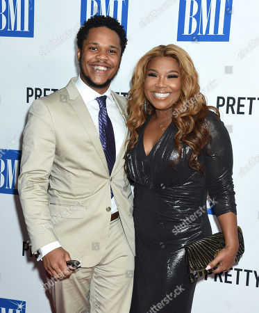 Justin Young and Mona Scott Young