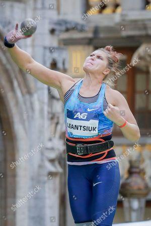 Yuliya Leantsiuk , Final IAAF Diamond League Shot Put Women
